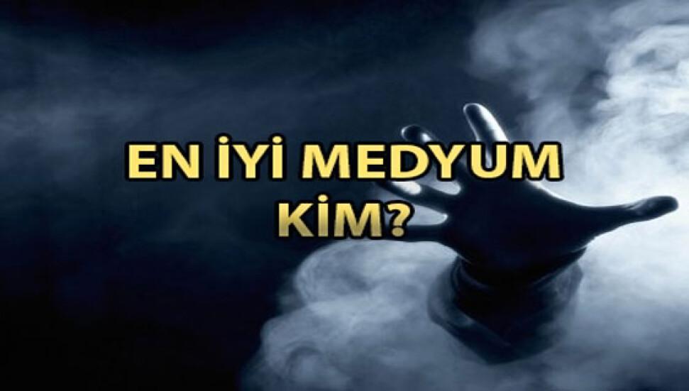 Türkiye'nin en iyi medyumları