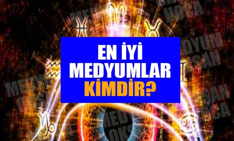 Türkiyenin en iyi medyumu